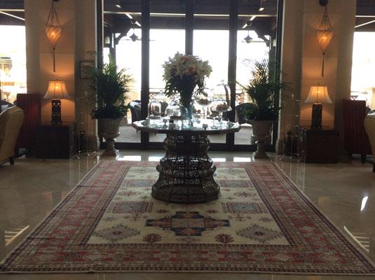 Mina A' Salam Hotel, Madinat Jumeirah
