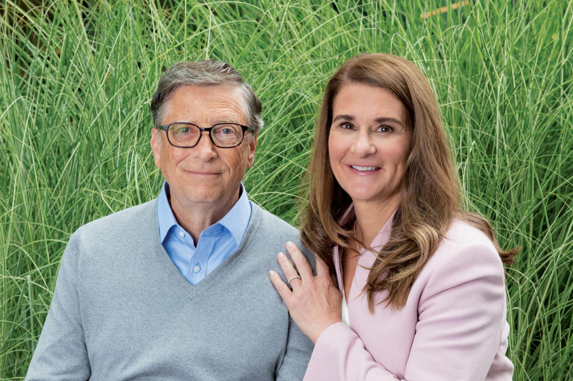 Bill and Milinda Gates
