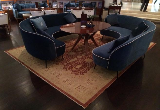 Cipriani Restaurant Abu Dhabi, UAE Timeless Collection