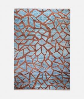Cerulean Mosaic