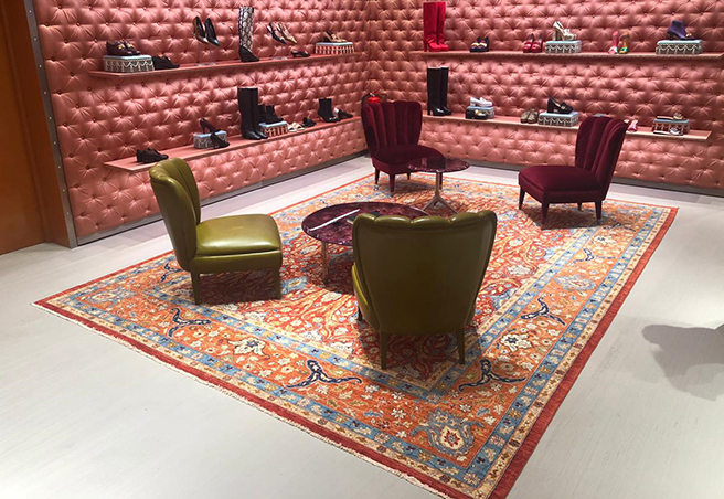 Gucci Dubai Mall Dubai, UAE Timeless Collection